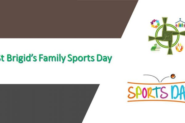 St Brigid's Family Sports Day