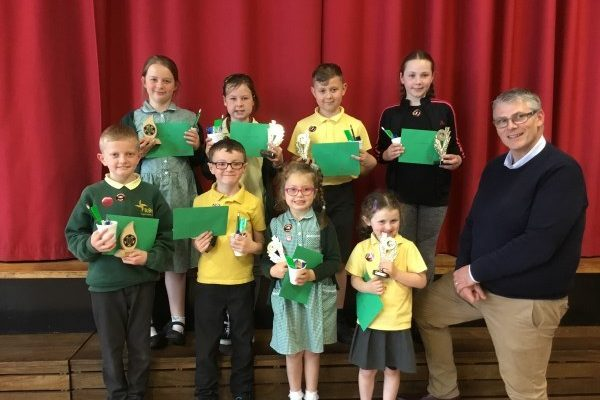 May Pupil of Month