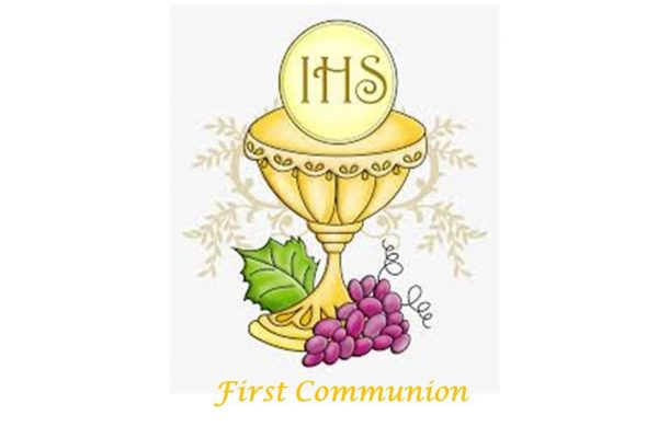 Holy Communion 3rd October Update