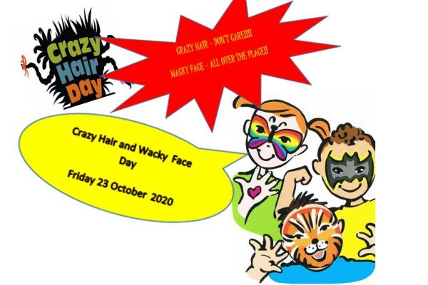 Halloween in St Brigid's With a Difference Friday 23rd October