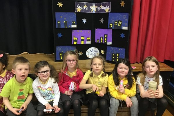 Year 2 'Shine Bright Like Starlight' Assembly