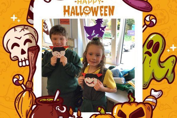 Happy Halloween From St Brigid's