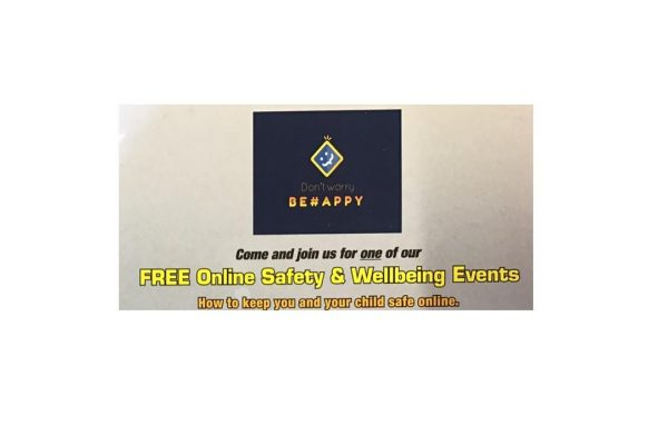 Free Online Safety Events for Parents