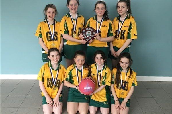 St Brigid's Causeway Coast and Glens District Champions Yet Again!