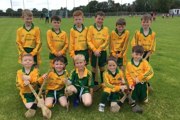 Year 4 Hurling Blitz