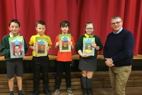 Accelerated Readers for November