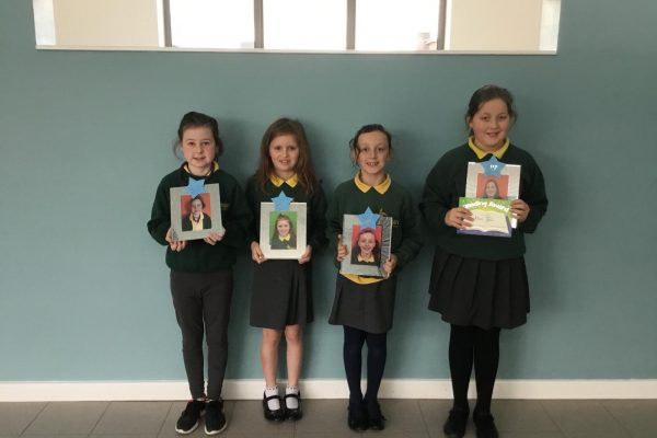 October Accelerated Readers of the Month