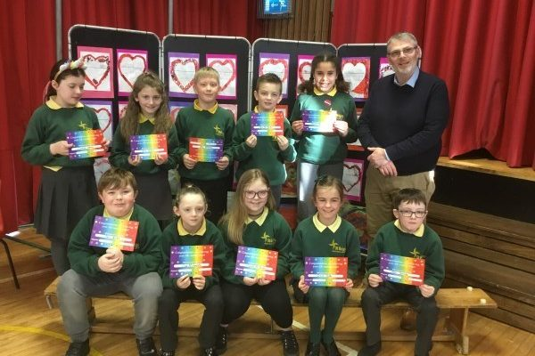 Accelerated Reader Awards For February
