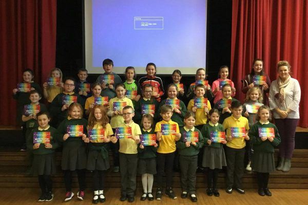 Accelerated Reader Awards For January