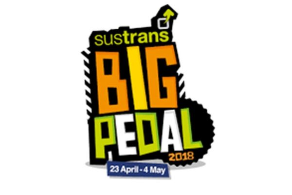 Sustrans Big Pedal 23rd April 2018
