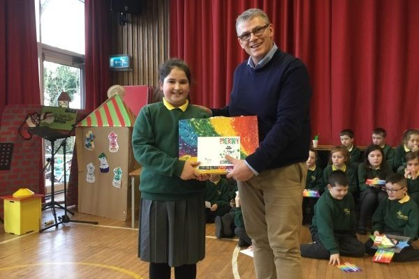 School Christmas Card Winner 2018