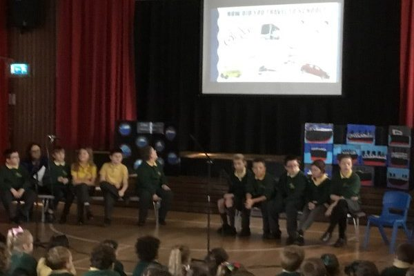 Class B Assembly Friday 19th October 2018