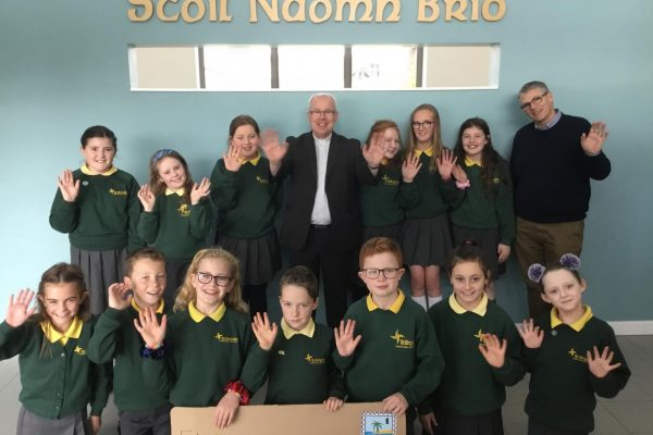 St Brigid's Bids Farewell to Fr O'Brien