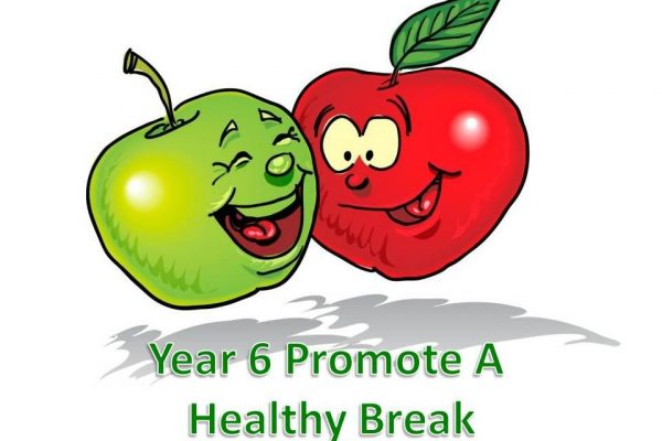 Year 6 Promote Healthy Eating in St Brigid's