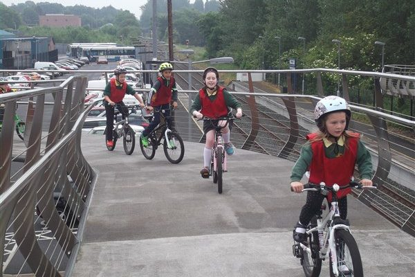 St. Brigid's Big Cycle, Scoot or Walk Event!