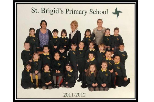 St Brigid's Leavers 2018