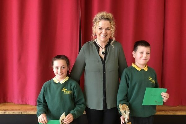 Belated Pupil of the Month Awards for April