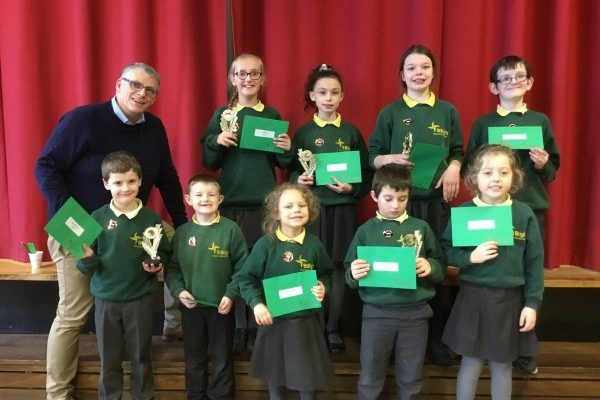 December Pupil of the Month