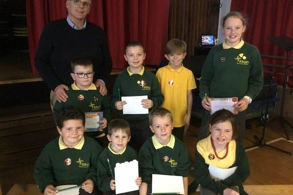 Principal's Award Friday 9th November 2018