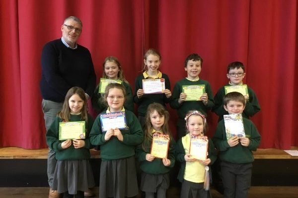 Principal's Award Friday 11th January