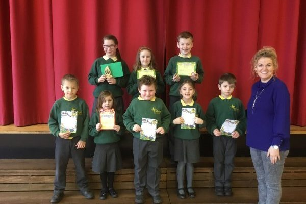 Principal's Award Friday 8th February