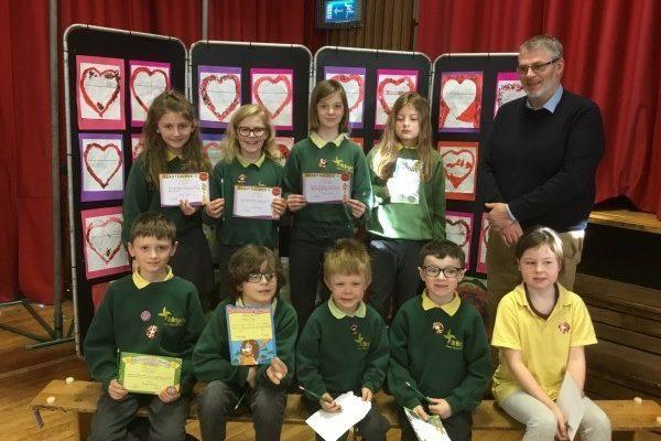 Principal Award Friday 15th February
