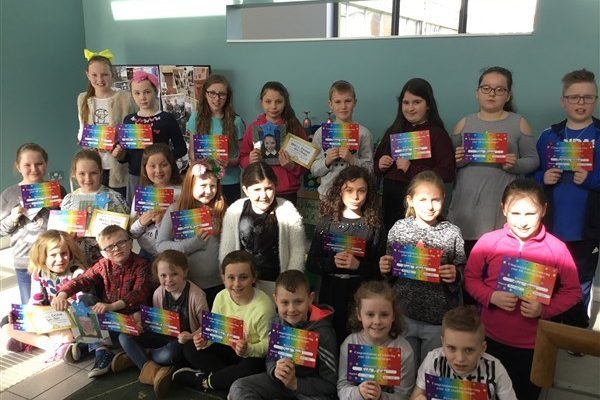 March Accelerated Reader Winners