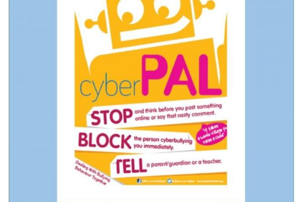 Parents' Internet Safety Awareness Training & Support Programme Tuesday 26th February 7-8pm St Brigid's