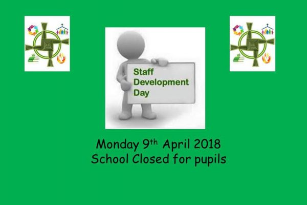 School Closure - Staff Development Day