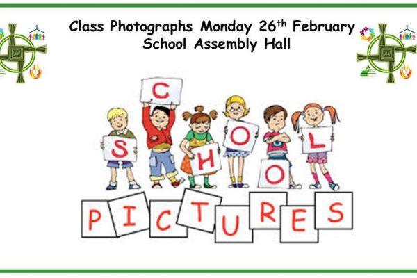 School Photographer - Class Photographs