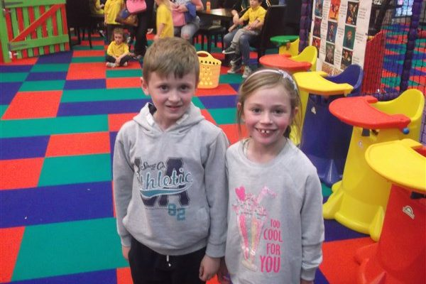 Year 1, 2 and Class A Have A Fun Day Out At The Jet Centre
