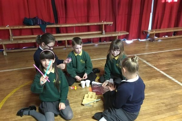 Year 4 Shared Education