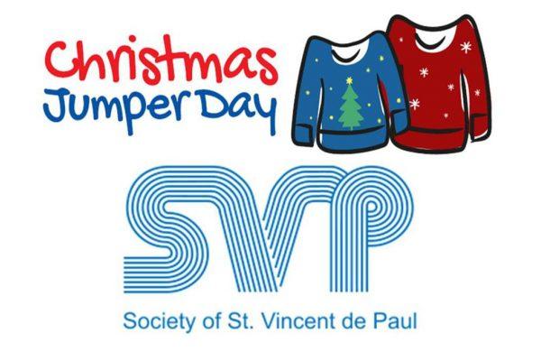 £1 Donation to St Vincent De Paul Thursday 21st December