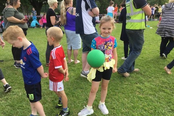 Foundation Sports Day 2018