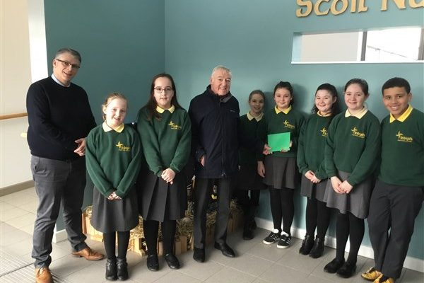 St Brigid's Supports St Vincent De Paul Christmas Appeal