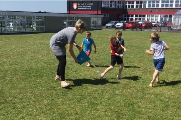 Year 1 and 2 Water Fight